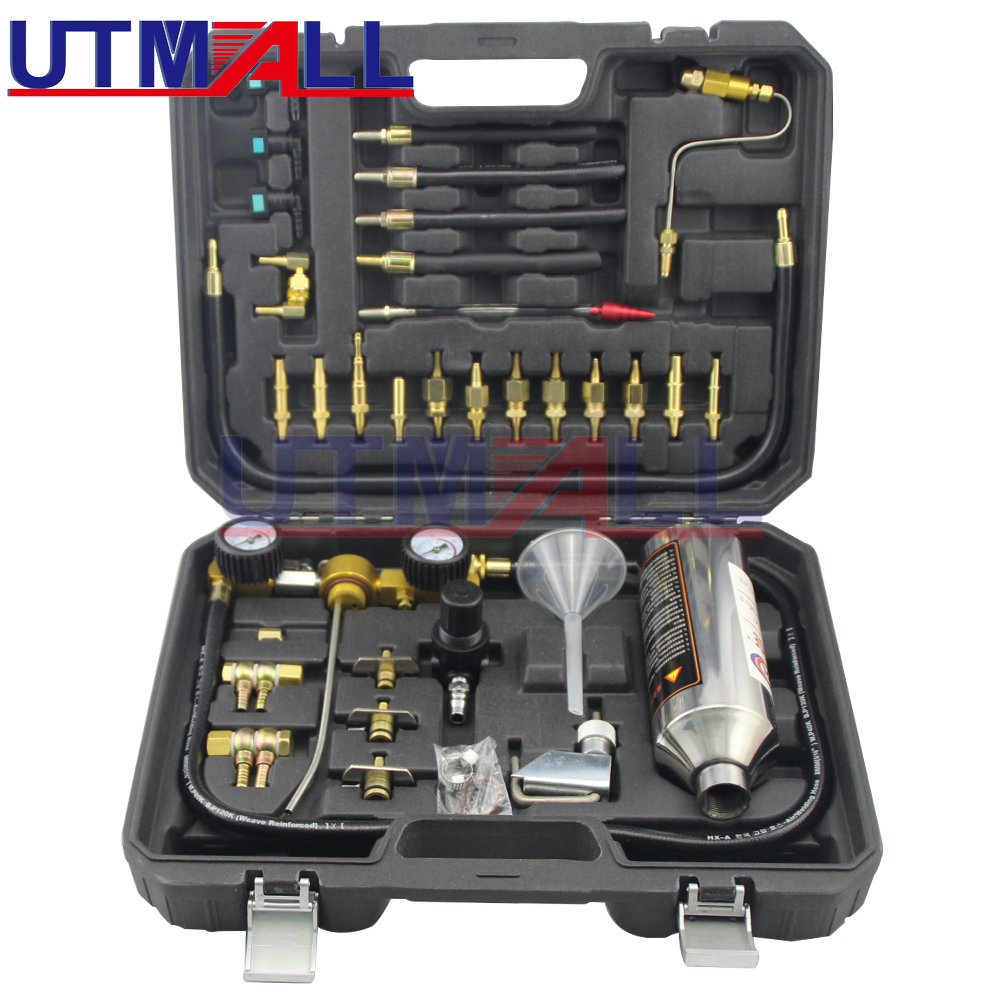 цена на New Style High Quality Fuel Injector Tester Cleaner Tool Kit