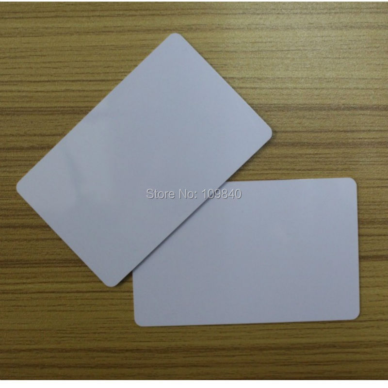 100pcs UID Changeable Card RFID 13.56MHz ISO14443A Block 0 sector zero writable HF Copy Clone MF1 1K S50 chip