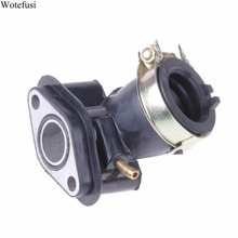 Wotefusi For Intake Manifold For 50cc GY6 4 Strokes QMB139 SUNL Chinese Scooter Moped PX58
