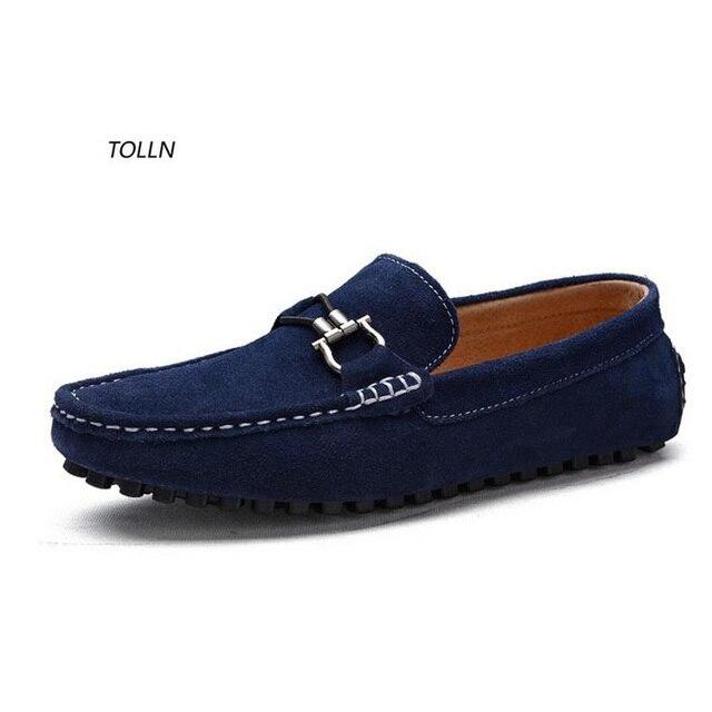 2016New высокое качество 100% Итальянская кожа вождения обувь тенденции моды мужской обуви бизнес обувь дышащая плоские повседневная обувь