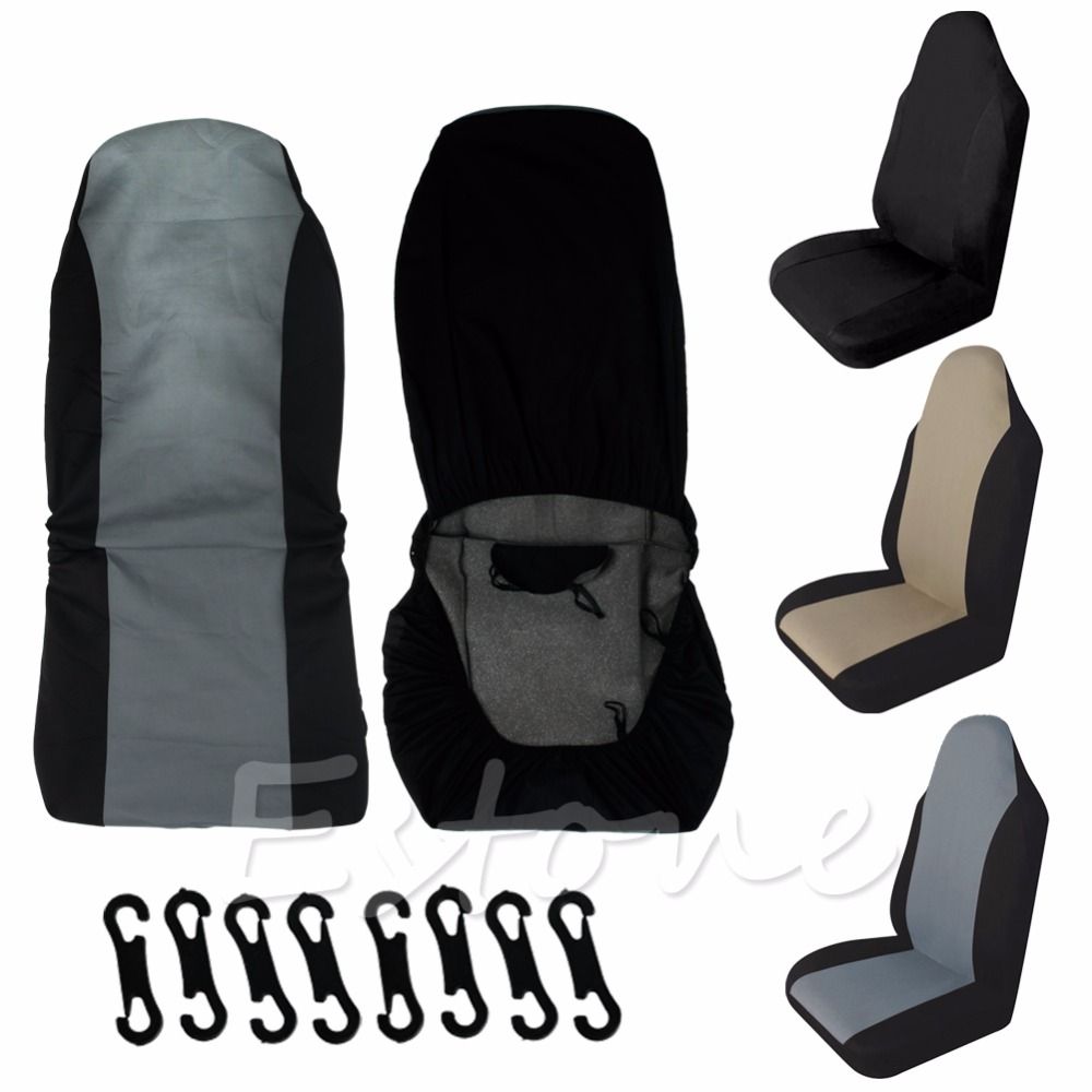 1PC Car Seat Cover Durable Auto Front Rear Seat Cushion