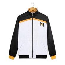 Re: Zero kara Hajimeru Isekai Seikatsu abrigo con cremallera pantalones traje Subaru Natsuki chaqueta de Cosplay disfraz de Halloween ropa deportiva uniforme