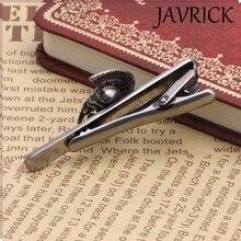 JAVRICK, новинка, хит, Мужской винтажный зажим для галстука, вечерние, подарок