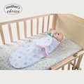 Mother's Choice 100% cotton  thickening baby swaddle 0-12M baby soft blanket Free shipping