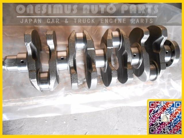 Бесплатная доставка автозапчастей автомобильные аксессуары коленчатый вал для toyota 1zz 13401-22020