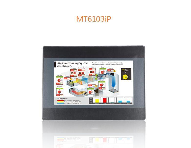 New orignal in box for MT6103IP Updated HMI 10.1 Replace TK6100i TK6100iV5 TK6102i new original weinview tk6100i tk6100iv5 tk6100iv 10 inch touch panel replace tk6100i mt6100i screen hmi for plc free shipping