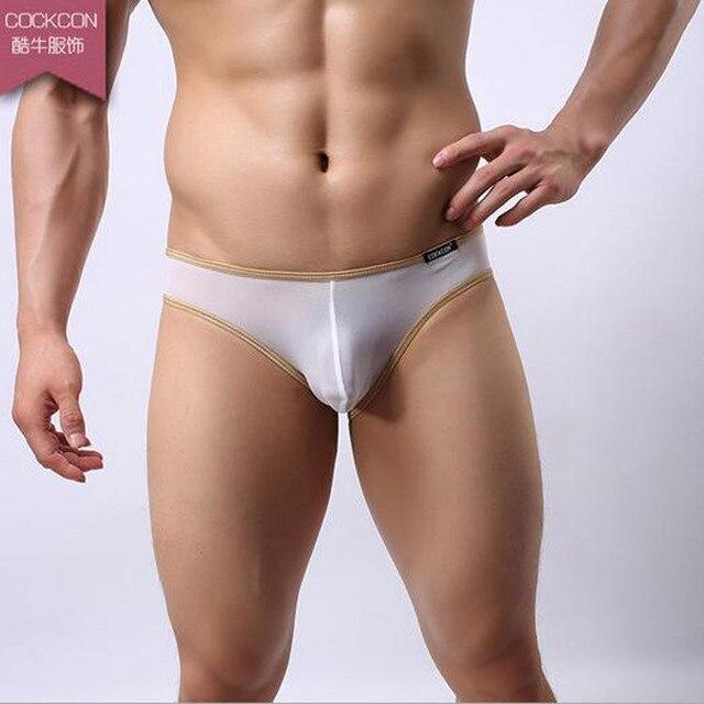 137fd889e 5 قطعة/الوحدة أزياء رجالي موجزات مثير للرجال ملابس داخلية رجالي شفافة  ملخصات رجالي محض
