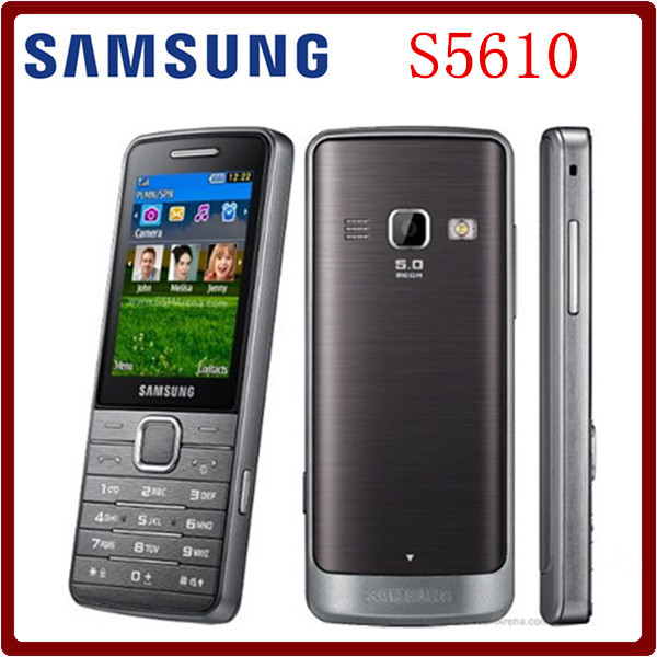 original unlocked samsung s5610 gsm 2 4 inch fm radio bluetooth 5mp rh aliexpress com samsung gt-s5610 manual telefon samsung s5610 manual de utilizare