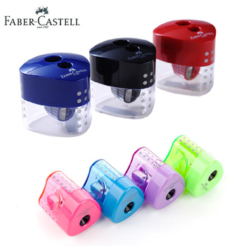 faber castell grip auto lock pencil sharpeners for charcoal