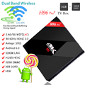 H96 pro + 3G/32G Android TV Box Amlogic S912 BT4.1 Octa core Dual Wifi Android 6.0 Unidades top box