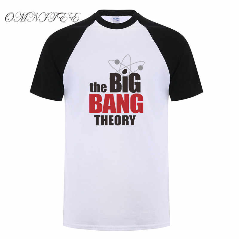 672e0b6906 ... The Big Bang Theory T Shirt New Bazinga Sheldon Cooper Penny Cotton  Short Sleeve Men T