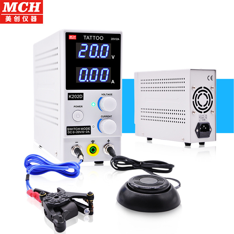 Can Adjustable dc step down Power suply Supply TATTOO Equipment Regulator Number Constant Voltage stabilizer Electric Source