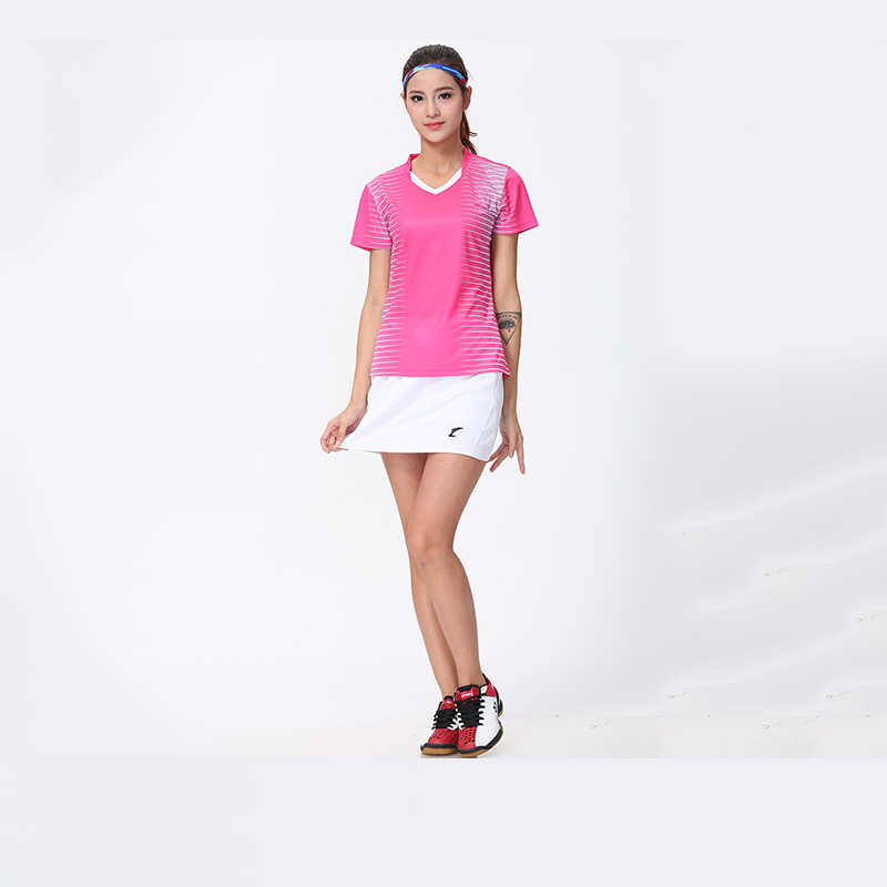 Ex palm d'or stałe kobiety tenis Skorts profesjonalne tenis Badminton odzież szybkie suche siłownia nosić spódnice tenis Badminton szkolenia Skorts