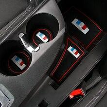 Cae Accessories Rubber Gate Slot Mats Anti-Slip Mats for Chevrolet Camaro 2017+