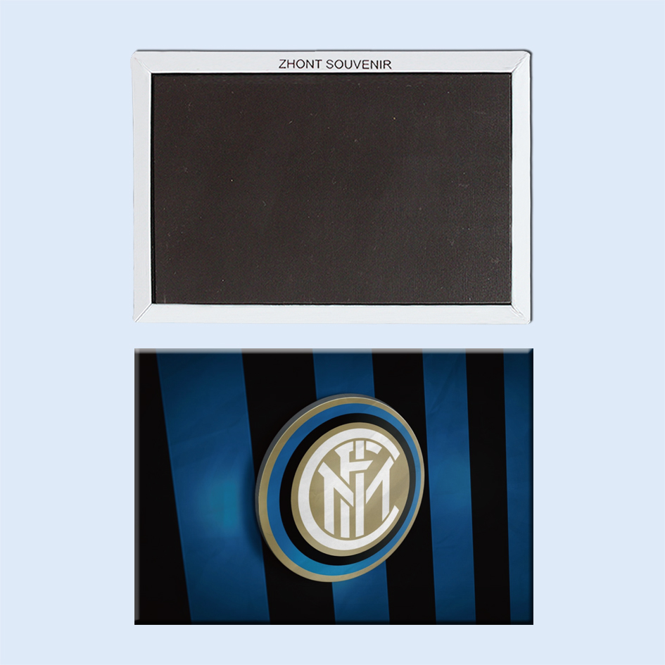 Italy Inter Milan Fridge Magnets Gifts 22156 souvenir Collection