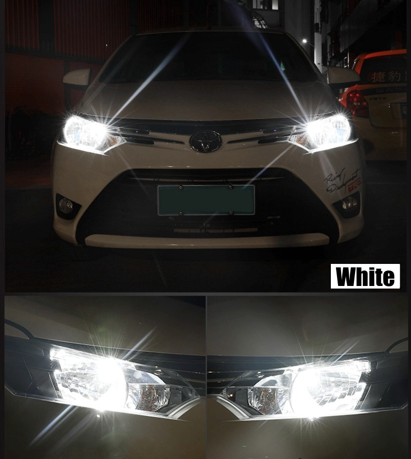 2Pcs New T10 W5W WY5W 501 2825 168 High Quality Super Bright LED Car Reading Dome Lights Auto Marker Lamps Wedge Tail Side Bulbs