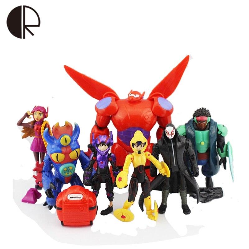 Aliexpress.com : Buy Free Shipping 2017 8pcs/lot Big Hero