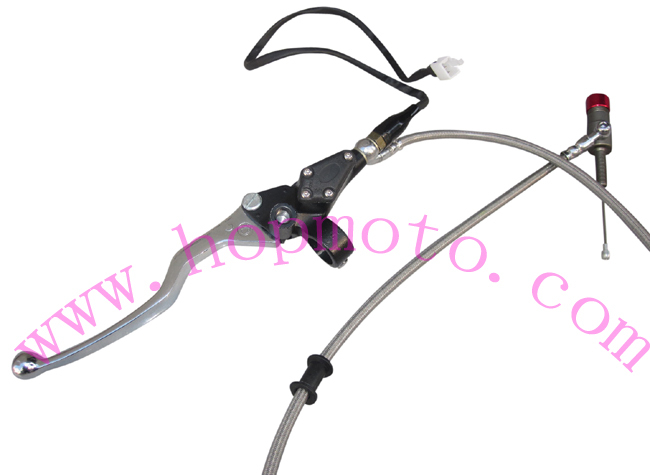 Hydraulic clutch for motorcycle/dirt bike/pit bike Use 35 83 motorcycle throttle cable for 50cc 150cc dirt bike d030 042