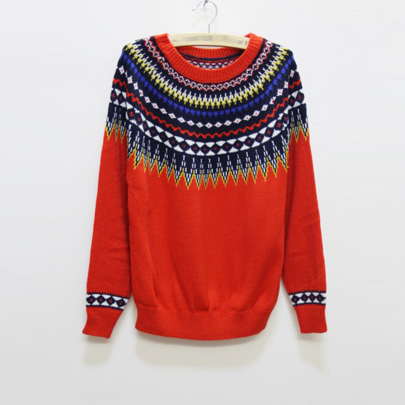 Aliexpress.com : Buy 2015 Hot Sale Christmas Sweater Women ...