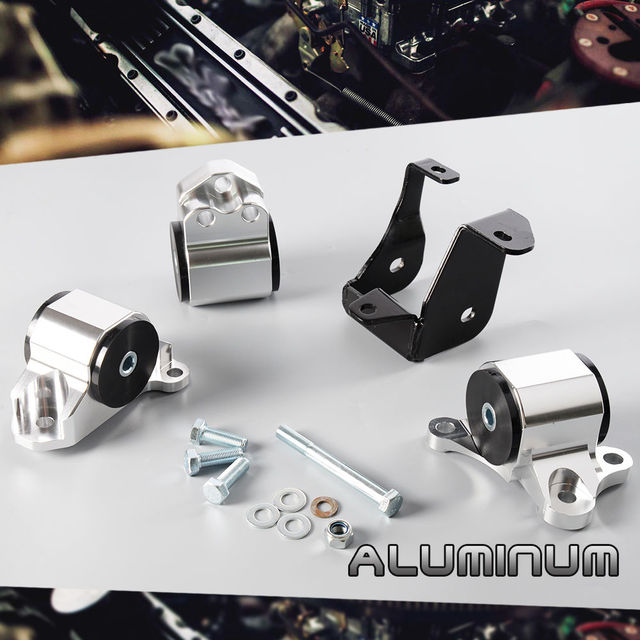 Soportes de motor kit del motor de 3 tornillos para honda civic ek 1996-2000