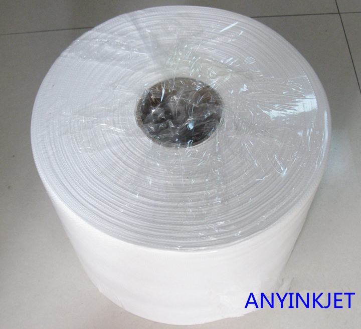 Roll 24cm*200m non-woven cloth fabric clean room wipes clean swab for inkjet printer Head clean malco clean