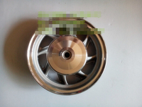 STARPAD For Spring150 for spring large sheep for boat Wang scooter motorcycle vacuum aluminum rear wheel hub wholesale,