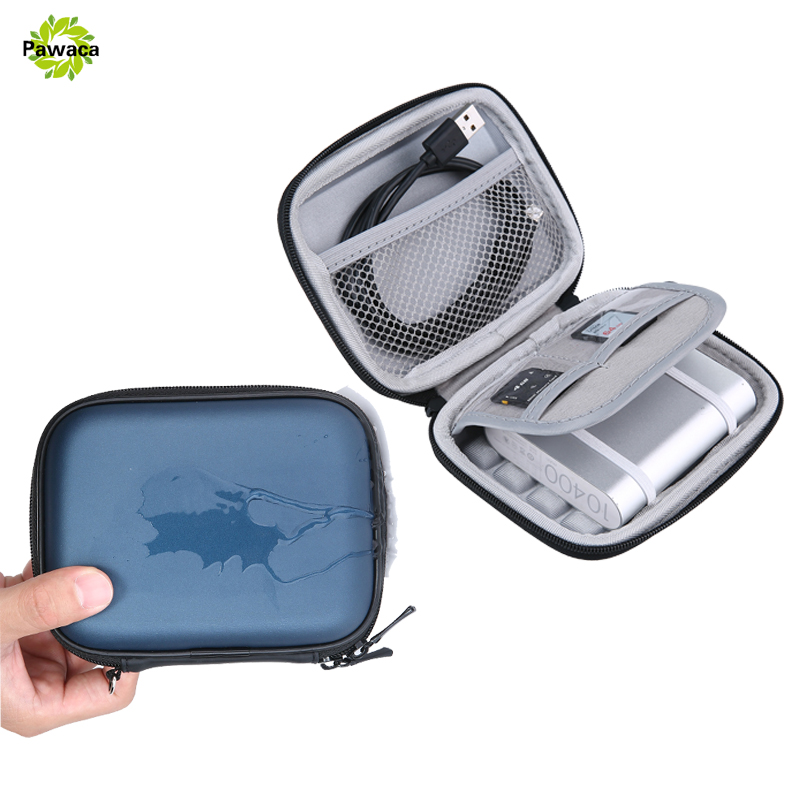 3C Accessories Storage Bag font b Gadget b font Travel Organizer Case Bag for Electronic Digital
