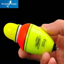 MermaidKnight, Floating Float- Size:15/20/30/40/50G,Battery Deep Water Float Fishing Tackle, MK store