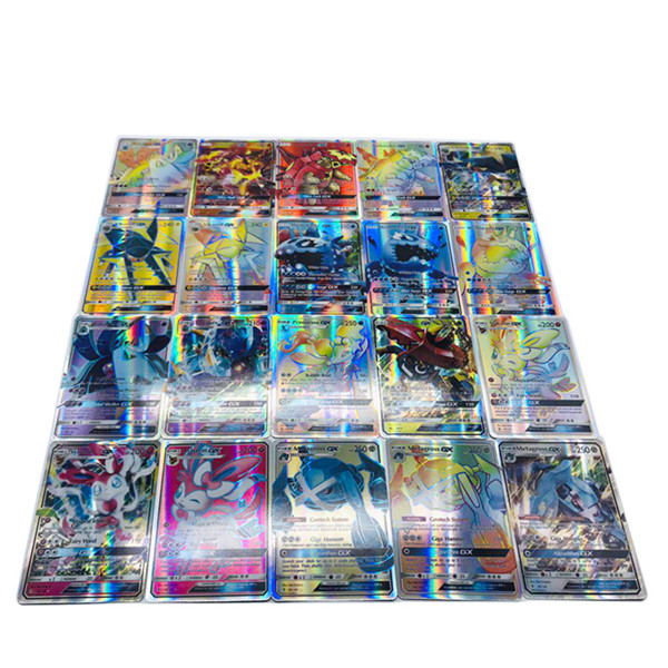 Home 200 Pcs Gx Ex Mega Pokemones Cards Game Battle Carte 324pcs Trading Cards Game Children Pokemones Toy Big Clearance Sale