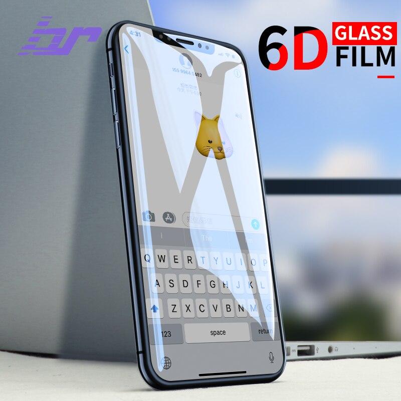 Aliexpress.com : Buy iHaitun 6D Glass For iPhone XS MAX XR