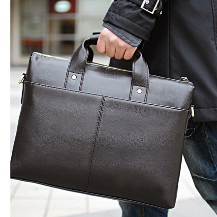 2017 New Fashion Original Design Polo Men S Business Handbag Casual Man Authentic Trendy Hand Bag Male Genuine Leather Tote In Totes From Luggage Bags