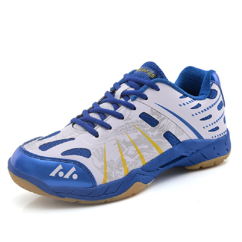 US $37.88 30% OFF|Men Volleyball Shoes EVA Muscle Anti Slippery Training Professional Sneakers Women Sport Volleyball Shoes A966 in Volleyball Shoes