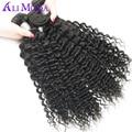 1KG Peruvian Virgin Hair Deep Curly TOP 7A Human Hair Extensions Peruvian Curly Hair Natural Black Afro Kinky Curly Virgin Hair