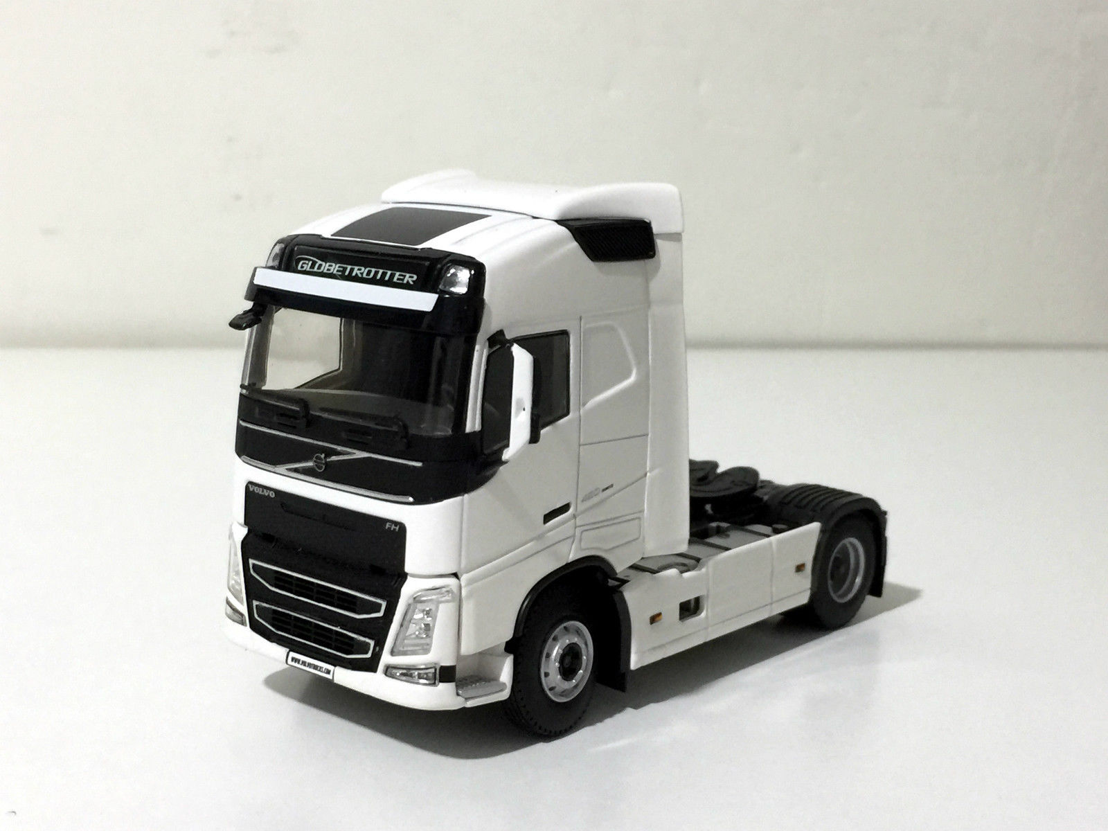 Collectible Alloy Toy Model WSI 1:50 Scale VOLVO FH4 GL 4X2 Truck Tractor Trailer Vehicles Diecast Toy Model For Decoration,Gift