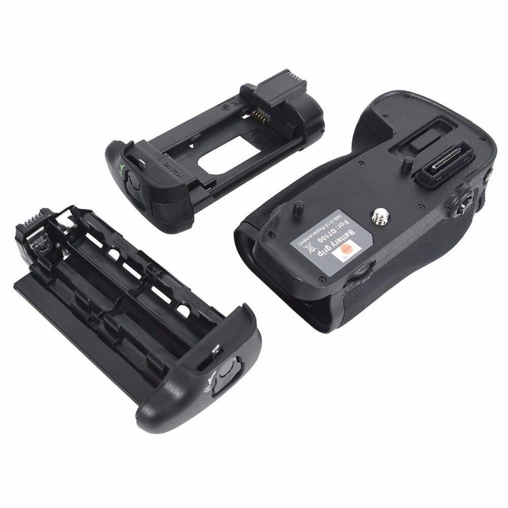 DSTE Pro MB D15 Vertical Battery Grip For Nikon D7100 D7200 SLR Digital Camera