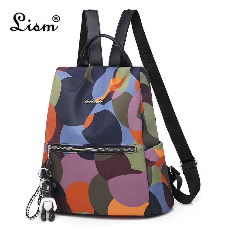 New Multifunction Backpack Women Waterproof Oxford Bagpack Female Anti Theft Backpack Schoolbag for Girls 2019 Sac A Dos mochilaNew Multifunction Backpack Women Waterproof Oxford Bagpack Female Anti Theft Backpack Schoolbag for Girls 2019 Sac A Dos mochila