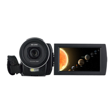 Free Shipping Full HD Digital Video Camera with 5.0mp cmos sensor