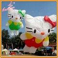150*350 cm Gatinho Gato Linha De Roupa, mostrar inflável fábrica de pipa de Weifang kite kaixuan