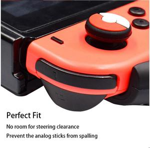 Image 5 - 1pcs Silicone Analog Controller Stick Grips for Nintend Switch NS Controller Skin Joy Con Caps Controller Cover