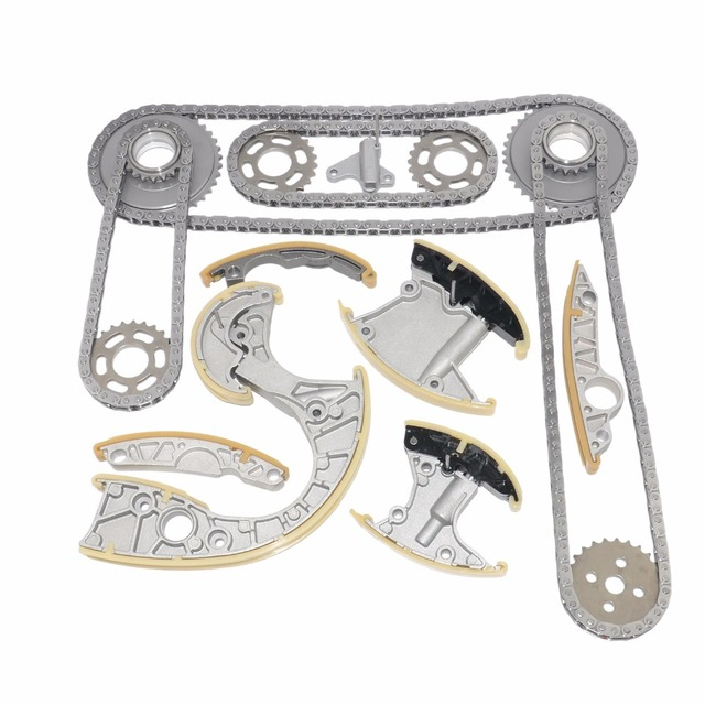AP01 Timing Chain Tensioner Kit For Audi A4 A6  Allroad  Avant A8 Q7 VW Touareg 2.7 3.0 TDI 059109229J 079109229D 059109217C 5