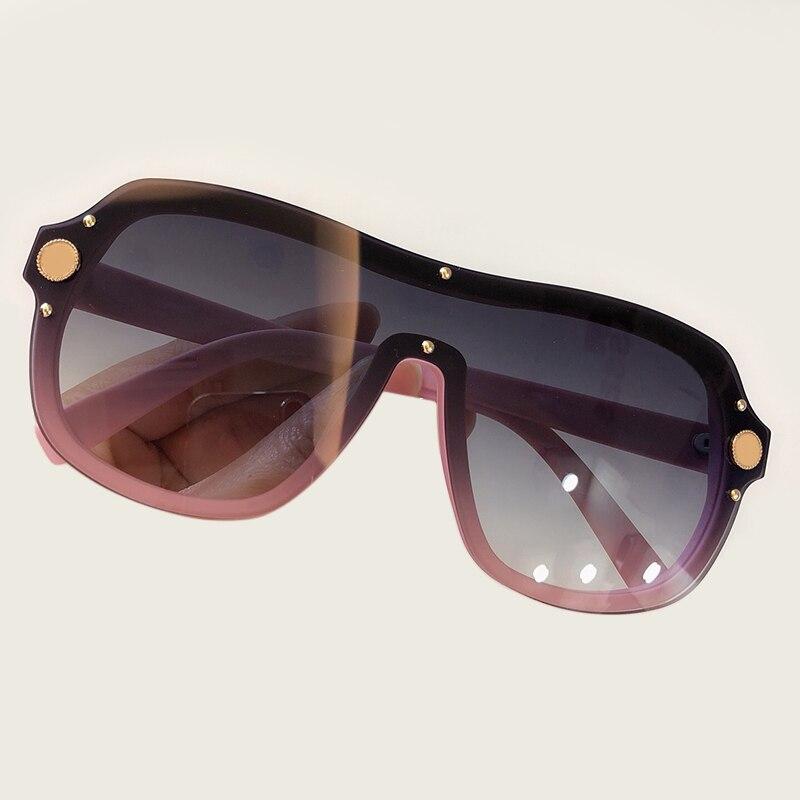 No De 2 4 no 5 Polarisierte Große 1 Sonnenbrille Für 6 Sol 3 no 7 Platz Uv400 no Herren no Vintage Rahmen Oculos no Frauen no 2019 Größe Mode BU4BqZFO