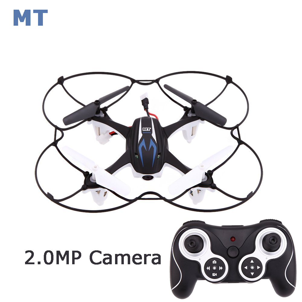 Original MT 9916 2.4 G 4CH 6 Axis RTF RC Quadcopter 3D Drone cernido 360 Degree