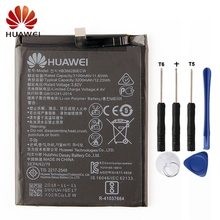 Huawei HB386280ECW Phone Battery For Huawei honor 9 P10 Ascend P10 3200mAh Replacement Original Battery + Tool hua wei original battery hb386280ecw for huawei ascend p10 honor 9 mobile phone batteria li ion 3200mah tools