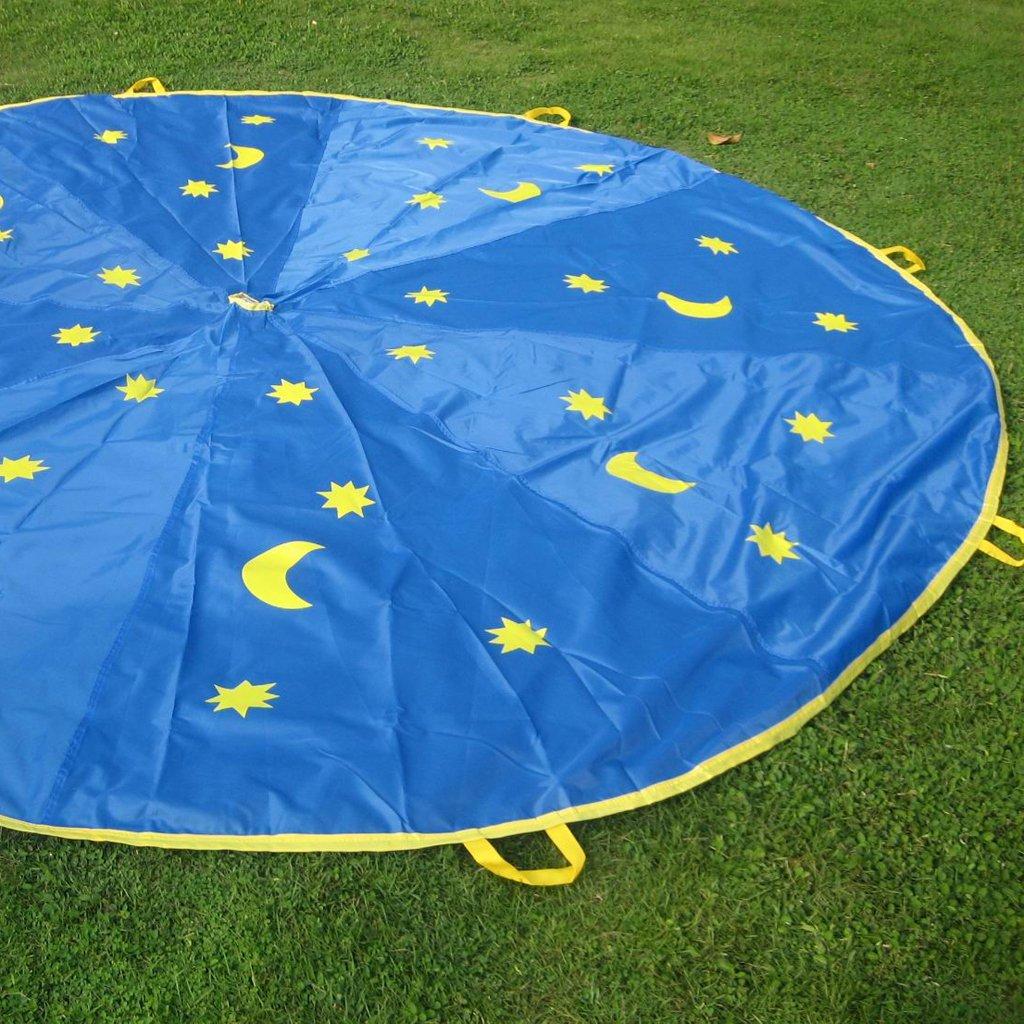 Parapluie Parachute jouet intérieur extérieur amusant jeu coopération sensorielle apprentissage jouets éducatifs pour enfants enfants en bas âge - 5