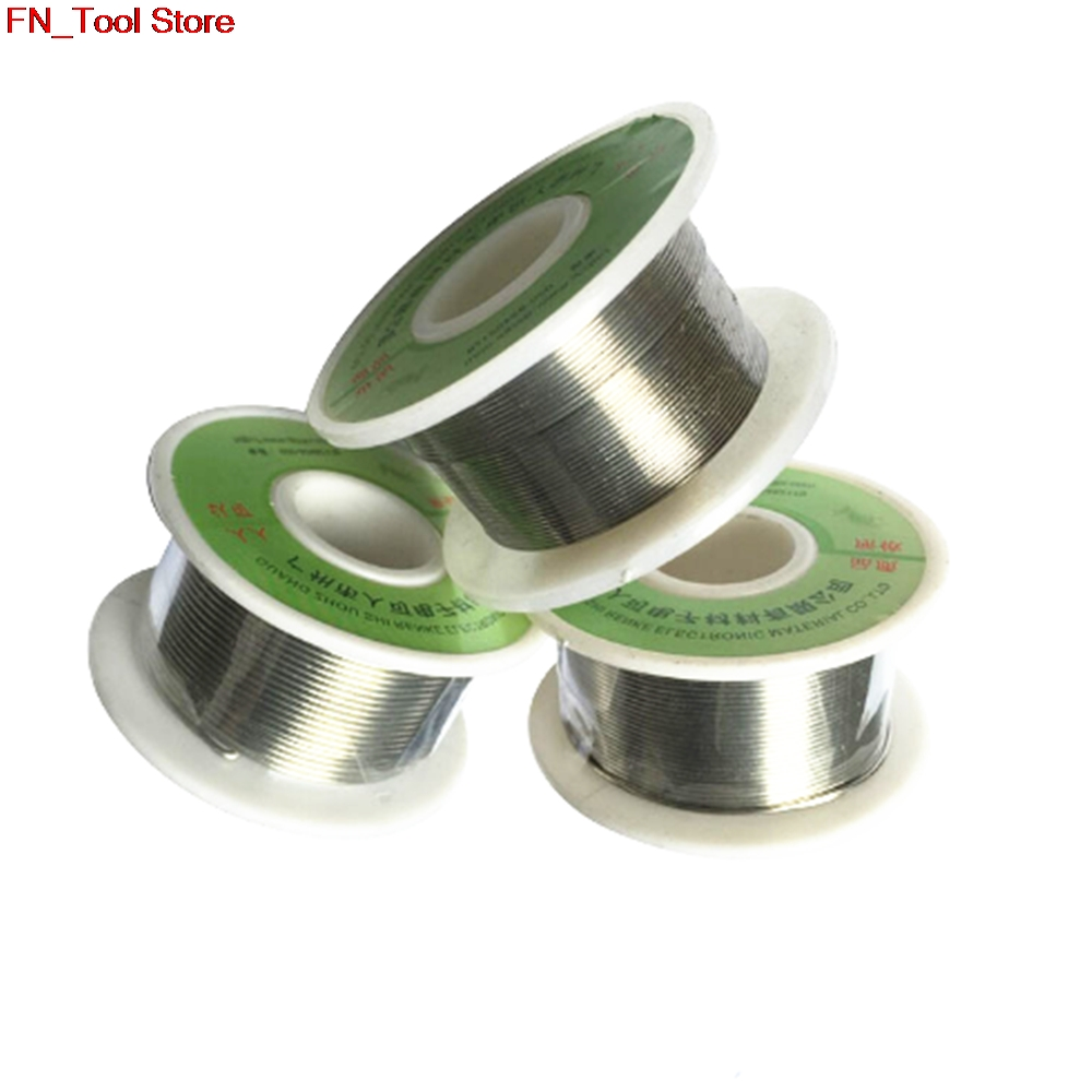Tin wire solder factory home direct solder wire 100G/ roll cloud tin raw material electrolytic tin wire.