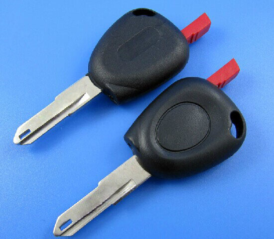Replacement Transponder Key Shell Case For Renault Clio Megane Avantime Scenic Laguna Escape Master Fob Key Cover 10PCS/lot