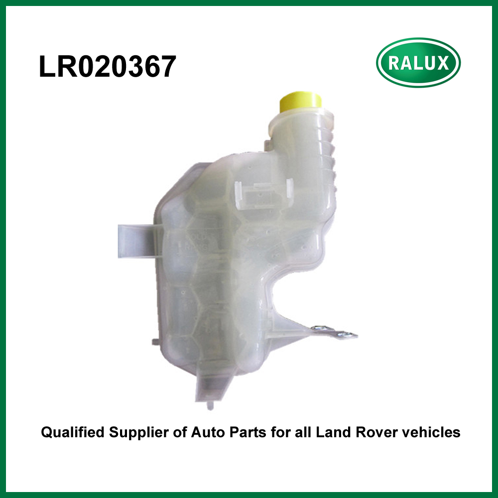LR020367 Auto Radiator Coolant Overflow Container for Discovery Range Rover Sport Expansion Tank car engine cooling system parts univeral expansion valves suitable for wide cooling capacity range and different refrigerants fridge equipments or freezer units