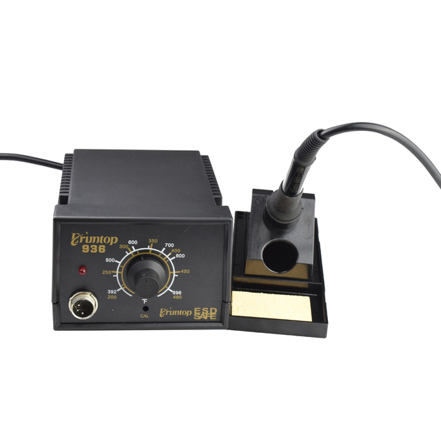 High Quality 60W Soldering Station Electric Solder Iron Eruntop 936 Better Than for Hakko 936 2