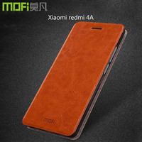 Xiaomi Redmi 4A Case Cover Leather Global Vesion Xiaomi Redmi 4A Flip Protector Case Luxury Housing