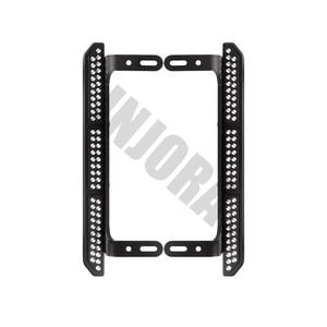 Image 2 - INJORA 2PCS TRX4 Metal Rock Sliders Pedal for 1/10 RC Crawler Traxxas TRX 4 Upgrade Parts